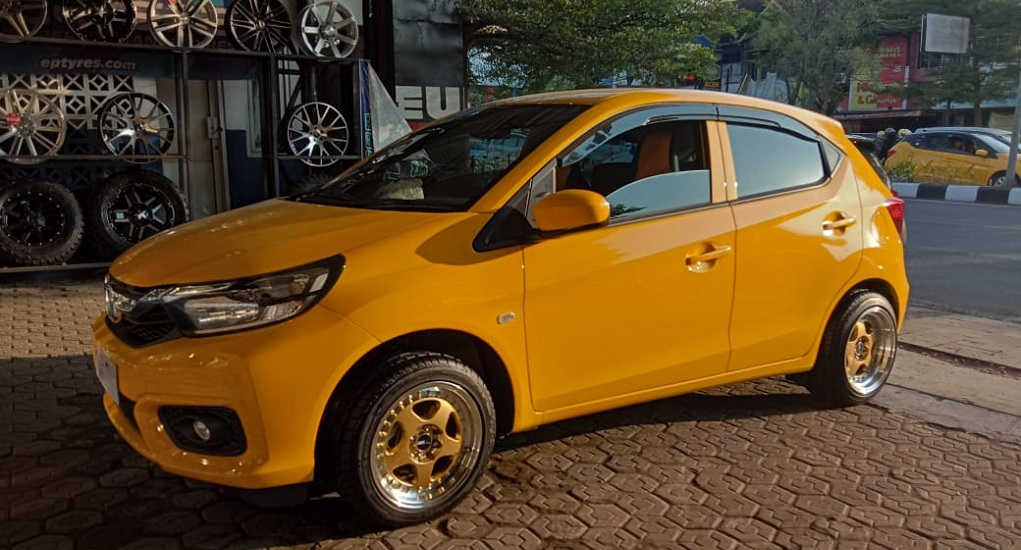 Jual Velg Mobil New Brio Ring 15 Cirebon