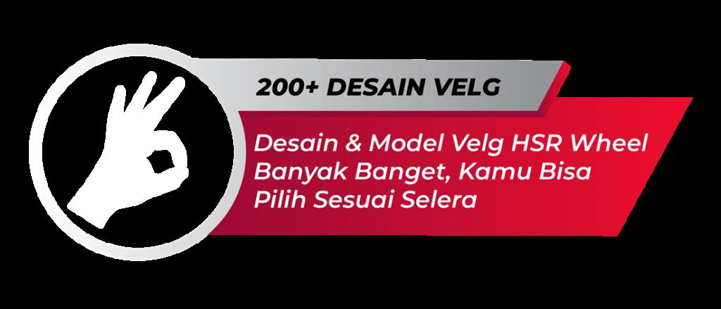 200+ Desain Velg