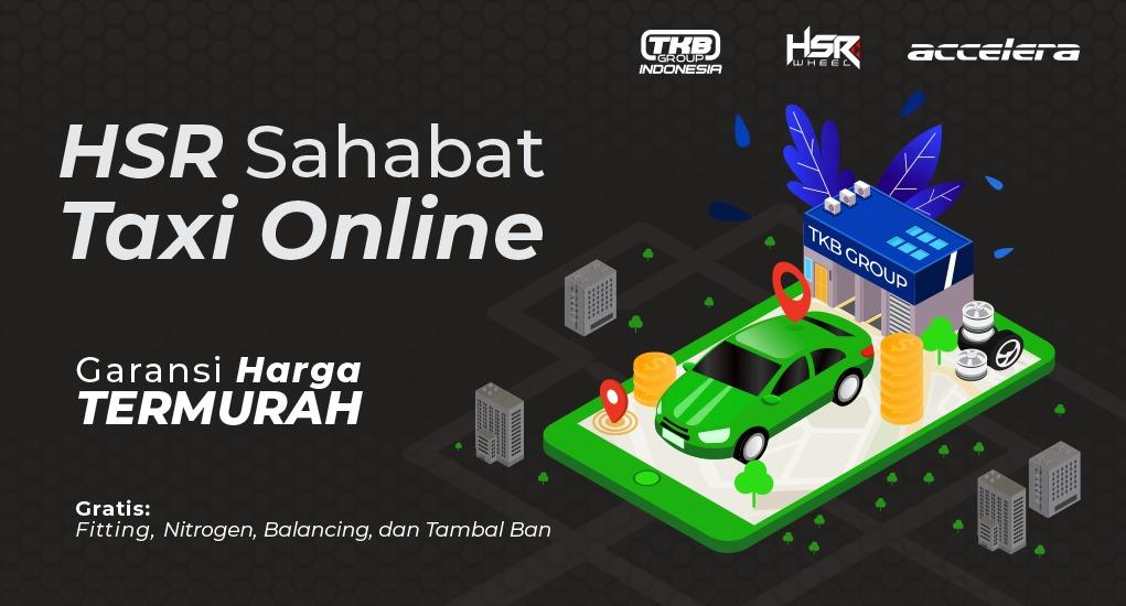 HSR Sahabat Taksi Online