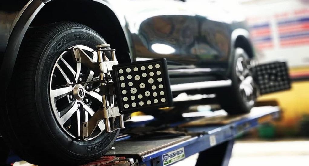 Fungsi Spooring dan Balancing Untuk Mobil - Blog HSR Wheel