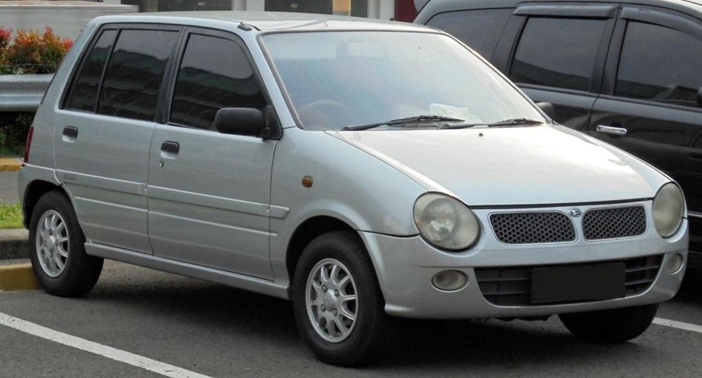 Daihatsu Ceria 2003 Mobil Murah Dengan Harga 30 Jutaan Blog Hsr Wheel
