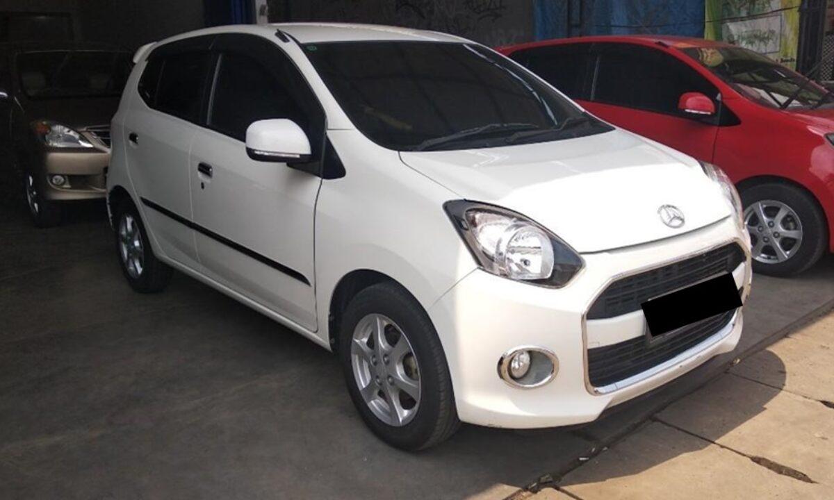 Daftar Mobil Bekas Harga Rp 60 Jutaan Ayla Matic Salah Satunya Blog Hsr Wheel