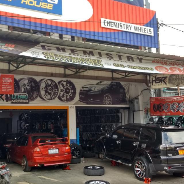 Toko Velg Dan Ban Mobil Di Cimahi Bandung Chemistry Wheels
