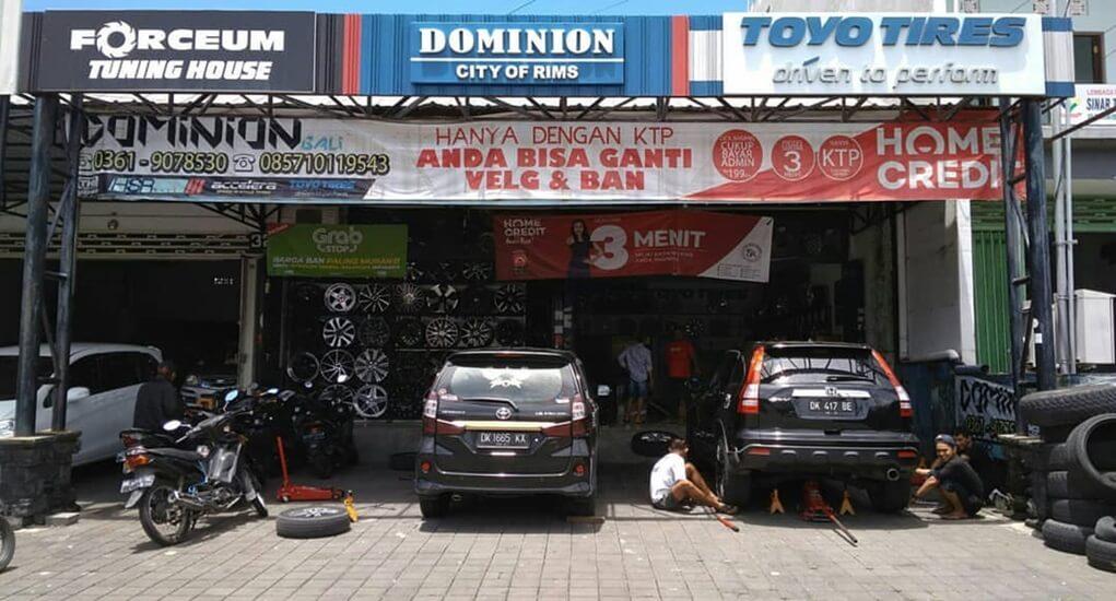 Jual Ban Bali