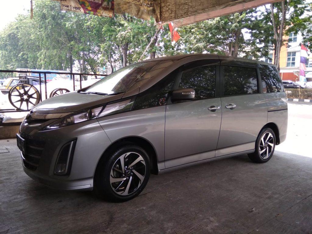 Toko Velg Mobil Cakung Mazda Biante Modif Velg R17