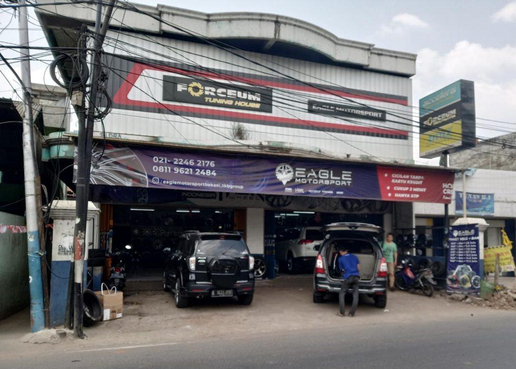 Toko Velg Mobil Harapan Indah Bekasi Eagle MotorSport