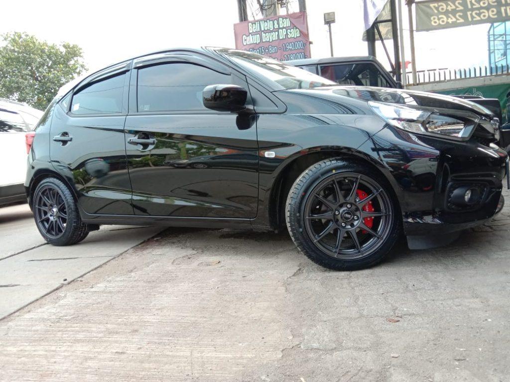 Toko Velg Mobil Bekasi Utara Brio Modifikasi Velg Ring 16