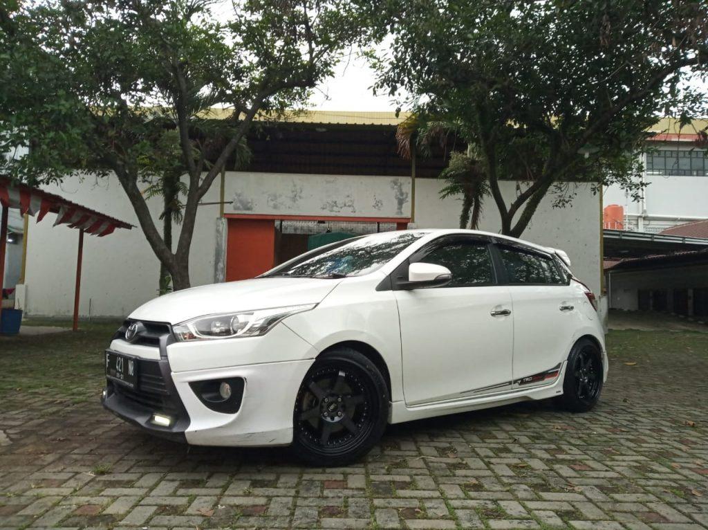 Toyota Yaris Velg Ring 17 Celong Hsr Borgo