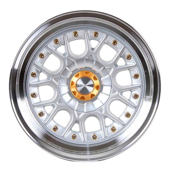 HSR-Atlantic-G157-Ring-15x8-9-H8x100-1143-ET20-15-Silver-Machine-Lip-Gold-Rivets-1-copy