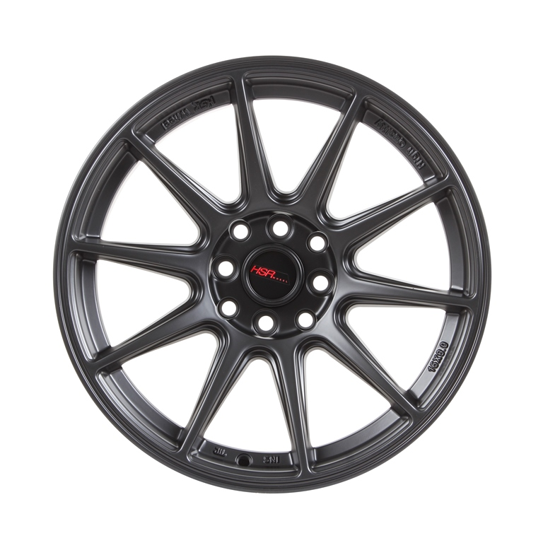 HSR-Shinjuku-JD7060-Ring-16x7-8-H8x100-1143-ET-30-Semi-Matte-Black1