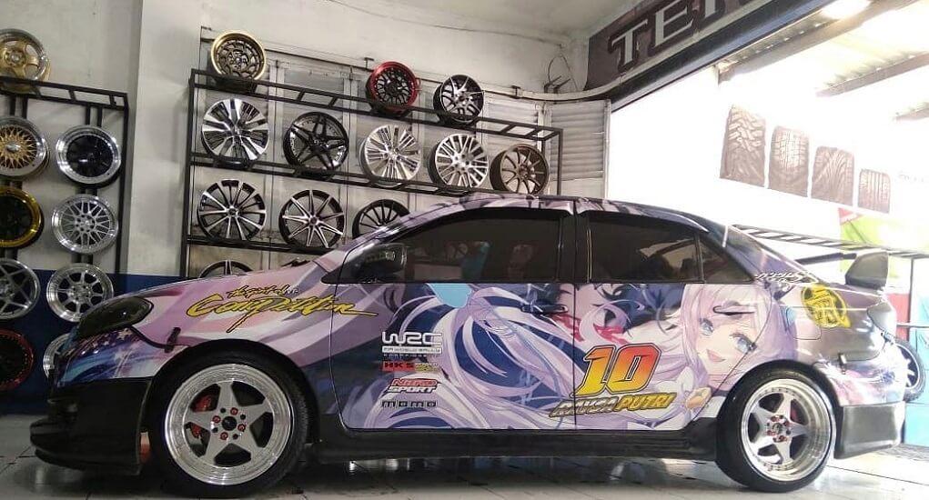 Velg Racing Pekanbaru