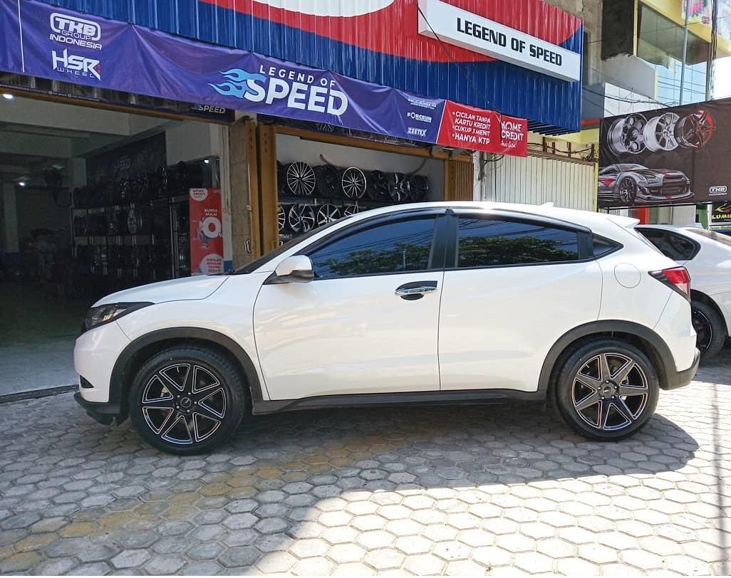 Modifikasi Velg HSR Ring 18 di toko Legend Of Speed Banjarmasin