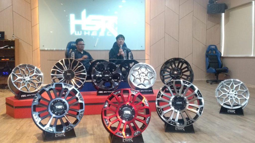 hsr wheel original