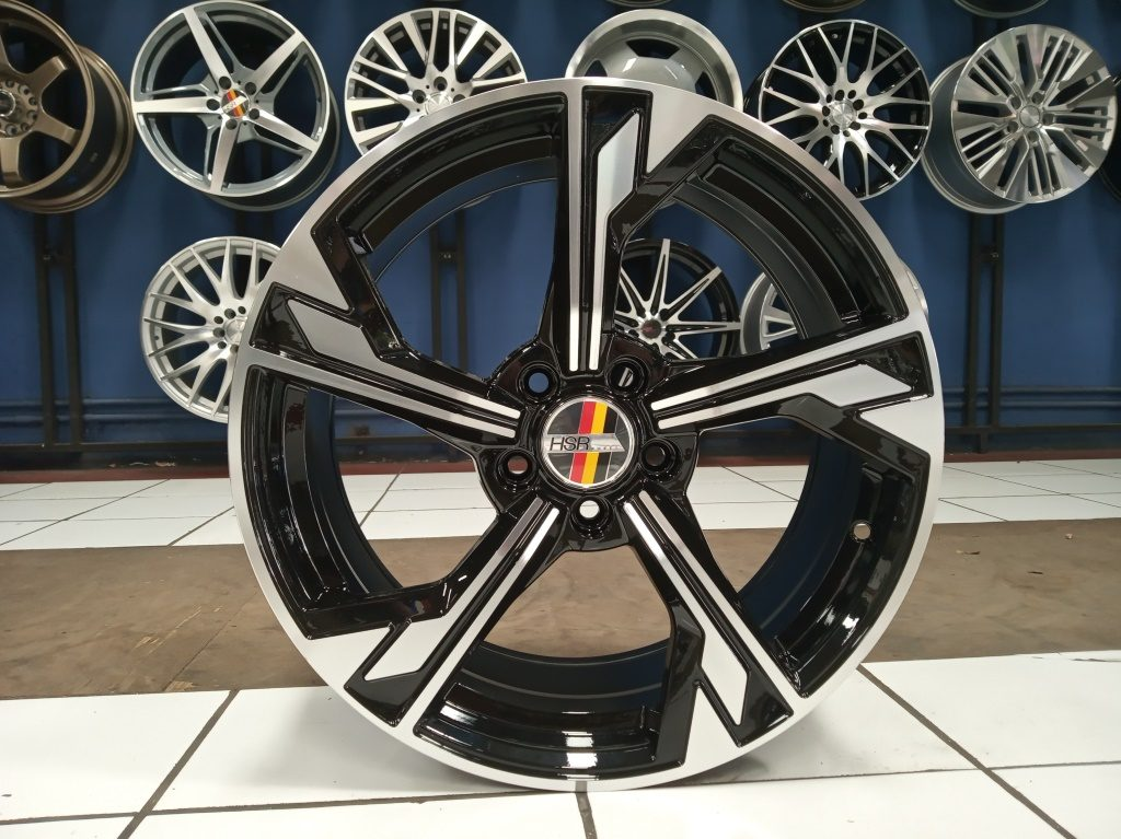 Velg Flutthershy HSR Ring 18 model sporty