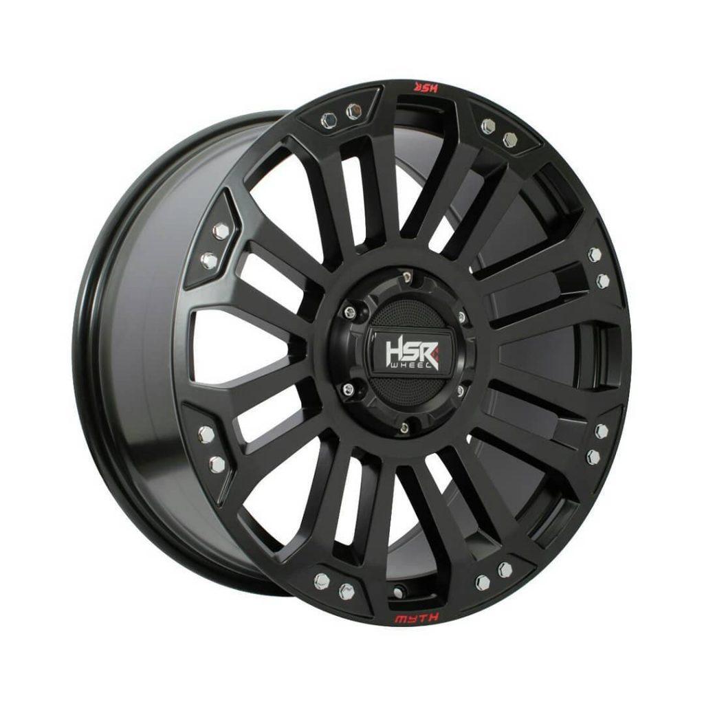 Velg Keren Fortuner Ring 20 model MYTH-05 HSR Wheel
