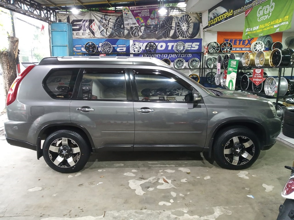 Velg Offroad Nissan Xtrail
