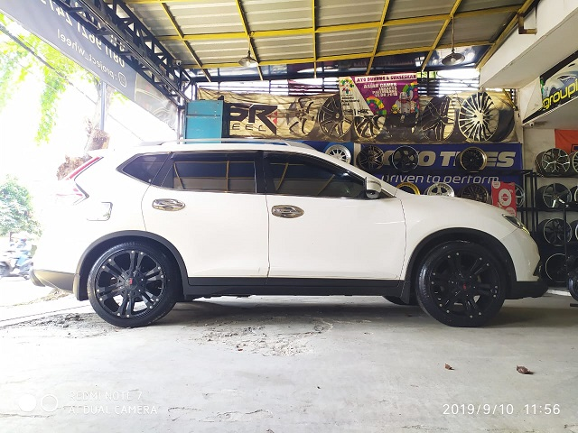 Modifikasi Xtrail Ring 20