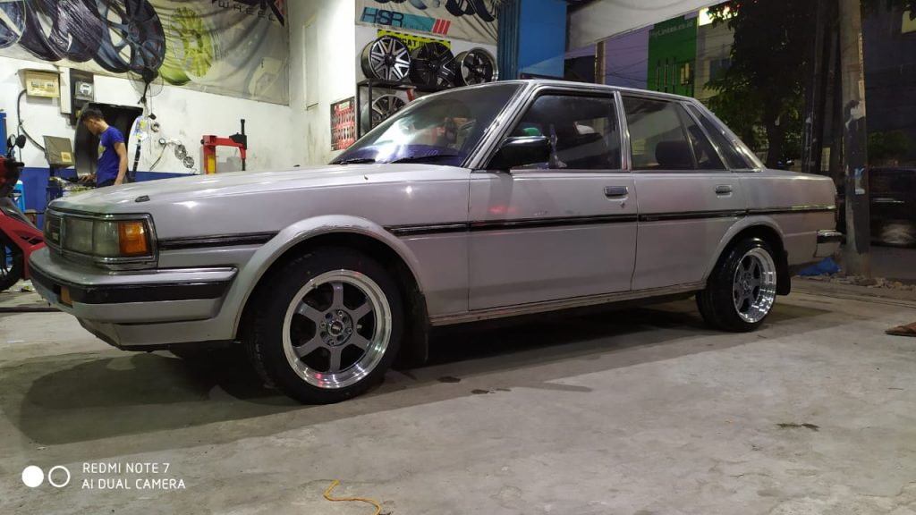 Modifikasi Cressida Ring 16