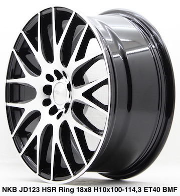 velg nifty hsr ring 18