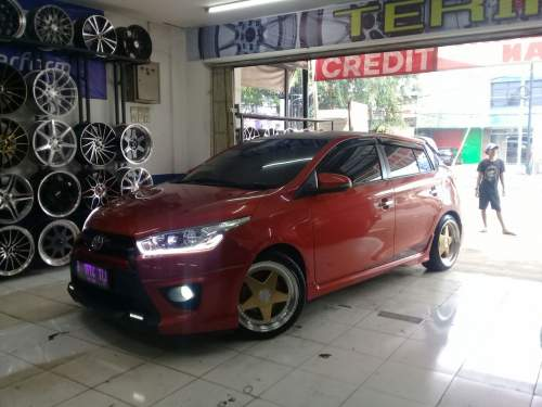 Yaris Velg Hsr Jakarta Selatan