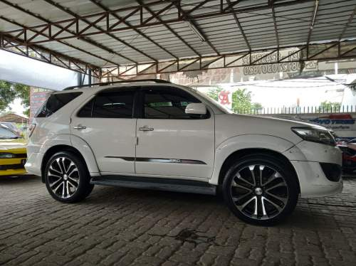 Fortuner Velg Racing 22 Elegant