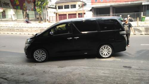 Velg Ring 20 Alphard Britain