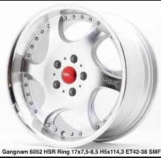 Velg HSR Gangnam Ring 17