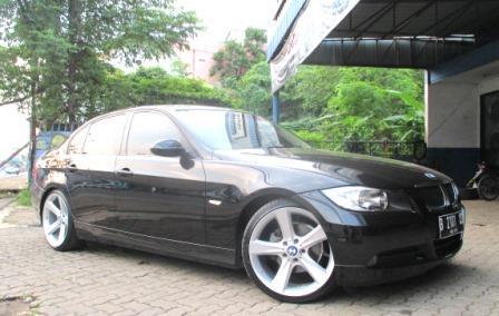 Tampilan BMW Pakai Velg Neuer HSR Ring 19