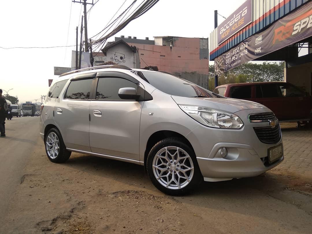 Modifikasi velg HSR Wheel d toko Rs Speed Tangerang