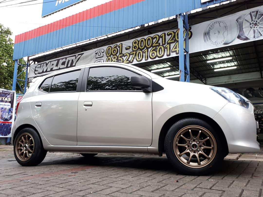 Toko Velg HSR Wheel Simplicity Medan