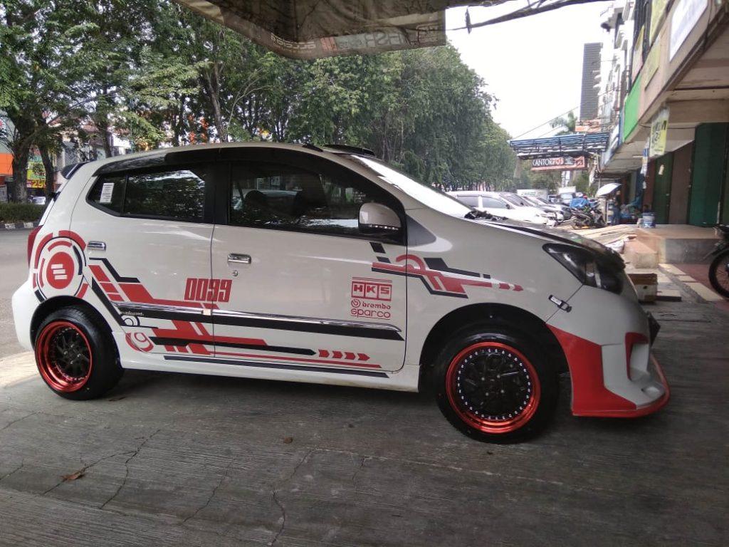 Toko Velg Racing di Pekayon, Bekasi