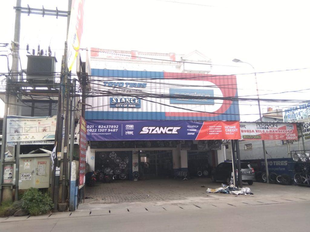 Toko Velg Dan Ban Mobil Import StanceMotorSport BEKASI Pekayon