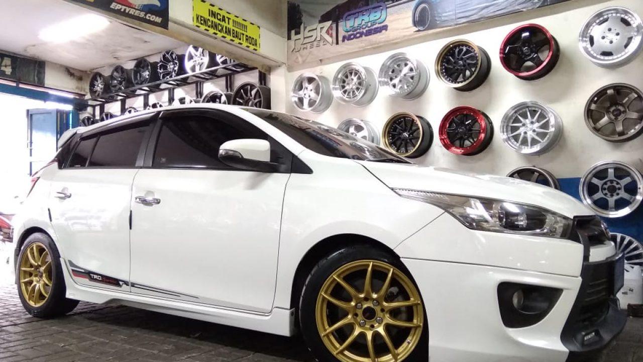 Jual Velg Mobil Toyota Yaris Ring 16 Hsr Kamikaze Streetrace