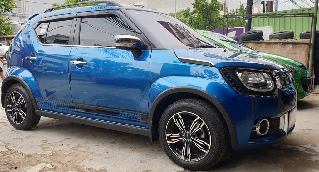 Troy Modification Toko Velg Mobil di Bengkulu