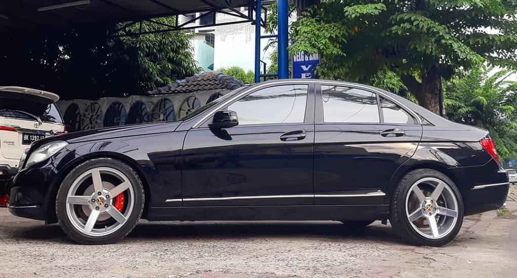 Kredit Tukar Tambah Velg Mobil di Medan
