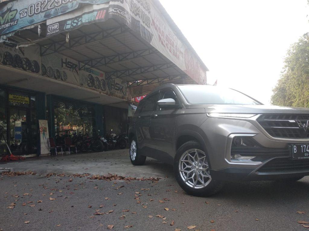 Tampilan Mobil Wuling Almaz 2019