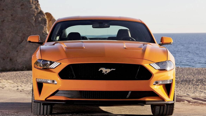 Mustang Lakukan Reinkarnasi Konsep di 2021