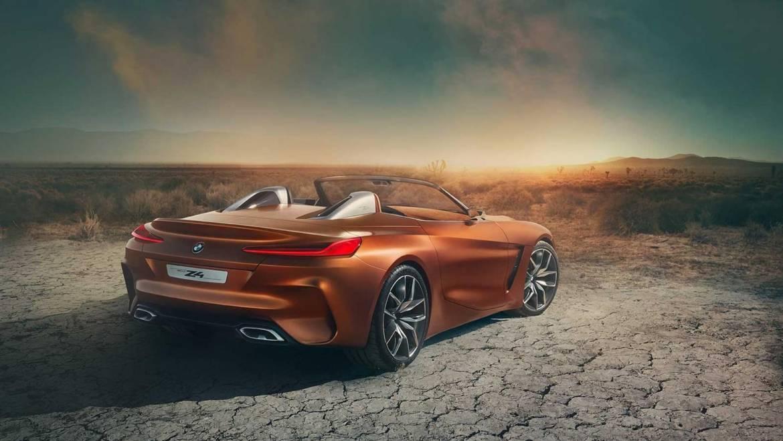 Roadster Hasil Kolaborasi BMW dan Toyota
