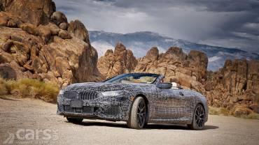 BMW Seri 8 Terbaru Kalahkan Medan Terjal & Cuaca Ekstrim