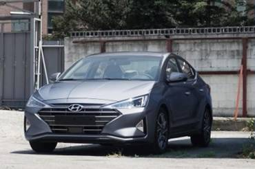 Hyundai Elantra Siap Terlahir Kembali di 2019