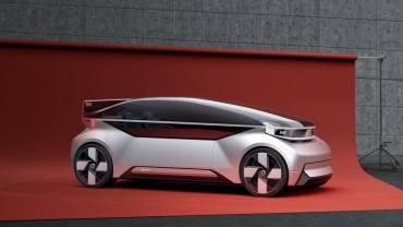 Volvo Hadirkan Masa Depan Dengan 360 C