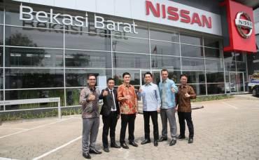 Dealer Nissan di Kota Bekasi
