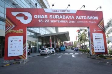 GIIAS 2018 di Kota Surabaya