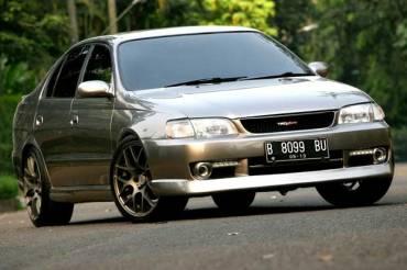 Modifikasi Toyota Corona