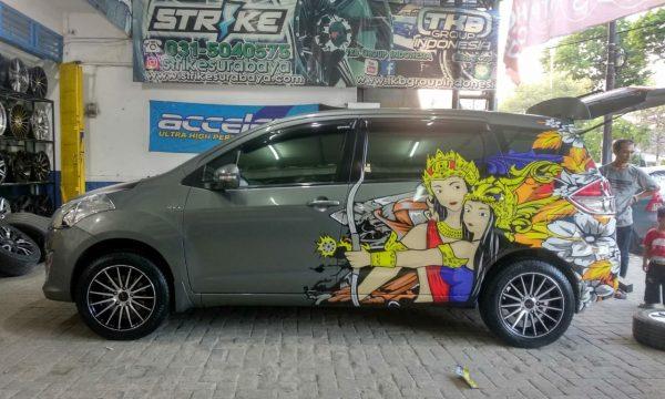 Upgrade Velg Suzuki