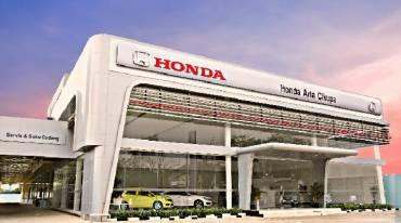 Dealer Mobil Honda di Cikupa