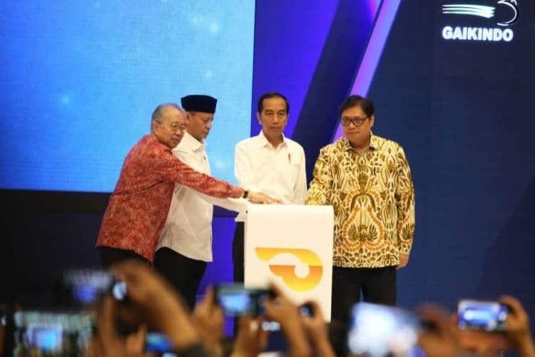 Jokowi Ucapkan Hati-Hati Terhadap Otomotif di Masa Depan