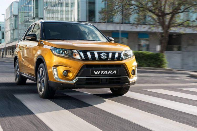 Vitara Brezza Line Up SUV Suzuki 2019