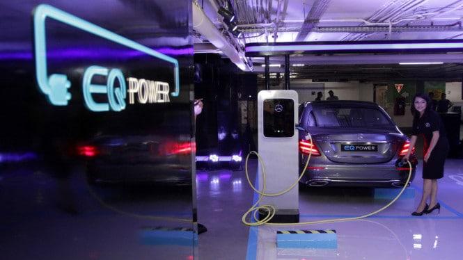 jenis-jenis mobil listrik