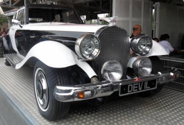 Mobil Orang Jahat Versi HSR